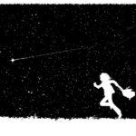 【流れ星の法則】流れ星に3回言うと願い事が叶うは本当!?